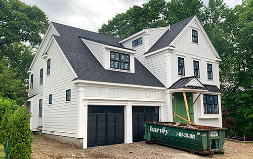 New construction home