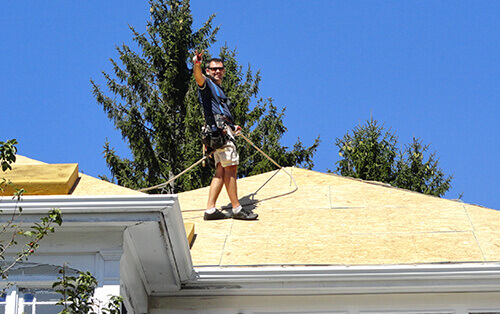 Roofing in Boston